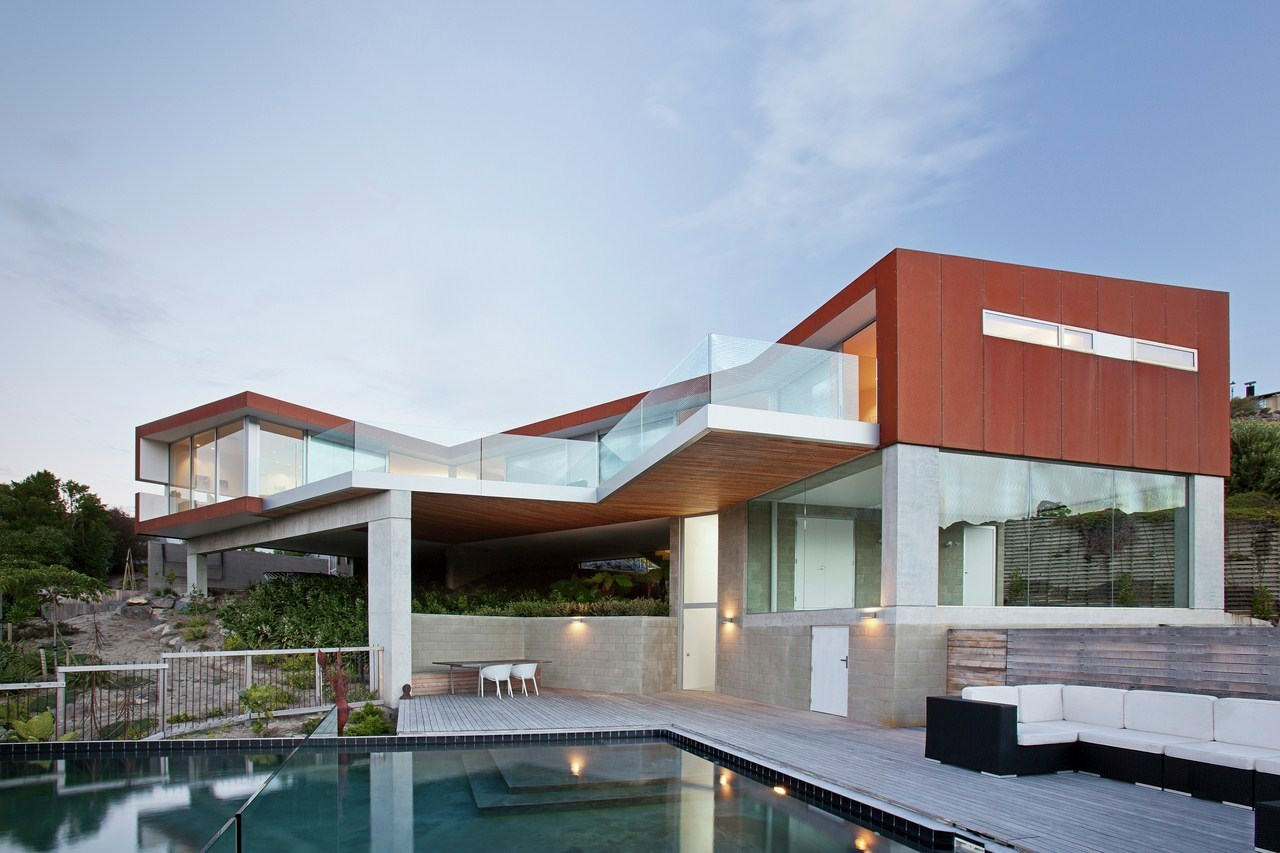 Gallery of Redcliffs House / MAP Architects - 12
