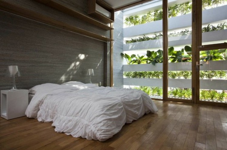 Stacking green / Vo Trong Nghia + Daisuke Sanuki + Shunri Nishizawa © Hiroyuki Oki
