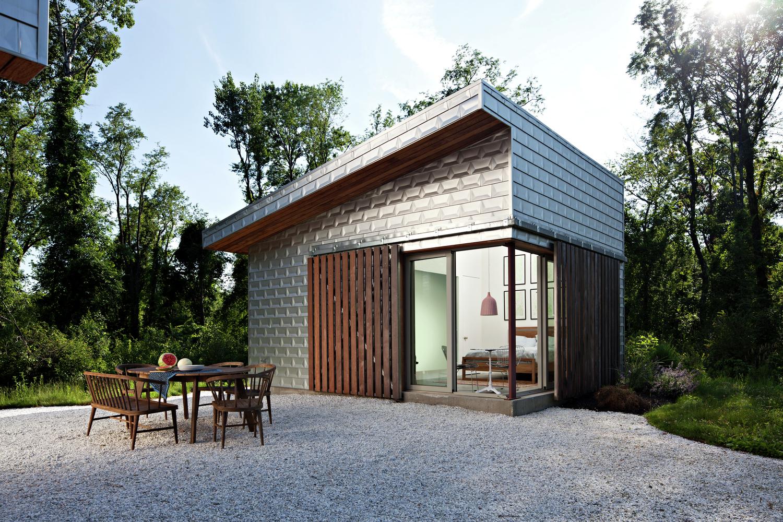 Dutchess House No. 1 / Grzywinski + Pons,© Floto + Warner/OTTO