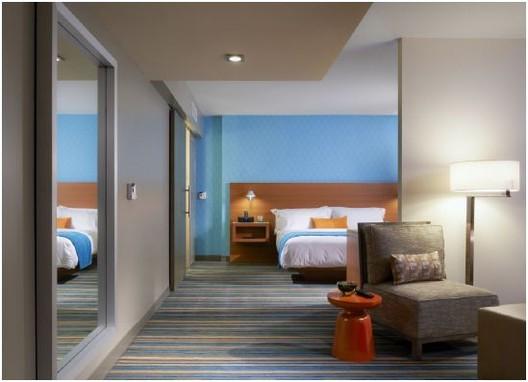 Shore Hotel by Gensler