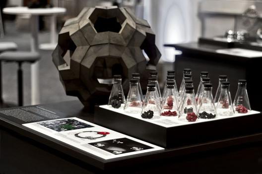 Bio-Molecular Self-Assembly, by Skylar Tibbits and Arthur Olson. Photo via SJET.