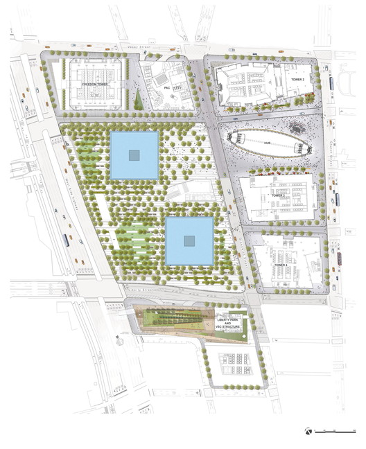 Site Plan © Handel Architects