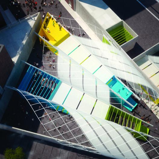 Aerial - Courtesy of Cameron Wu