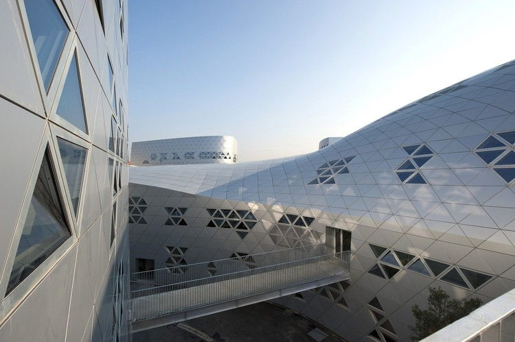 © Moreno Maggi; Georges-Freche School of Hotel Management / Massimiliano and Doriana Fuksas