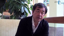 AD Interviews: Kengo Kuma