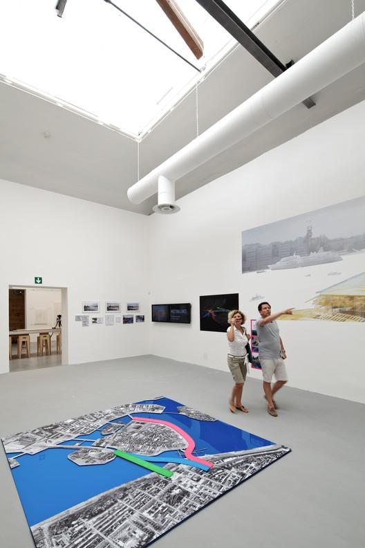 Venice Biennale 2012: Meeting Lines / Ateliers Jean Nouvel + Habiter Autrement (Mia Hägg), © Nico Saieh