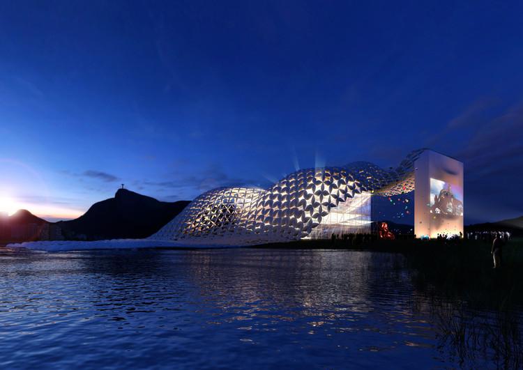 Courtesy FRENTES arquitetura +  PAX.ARQ