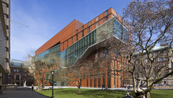 2011 AIA Honor Award / The Diana Center / Weiss Manfredi