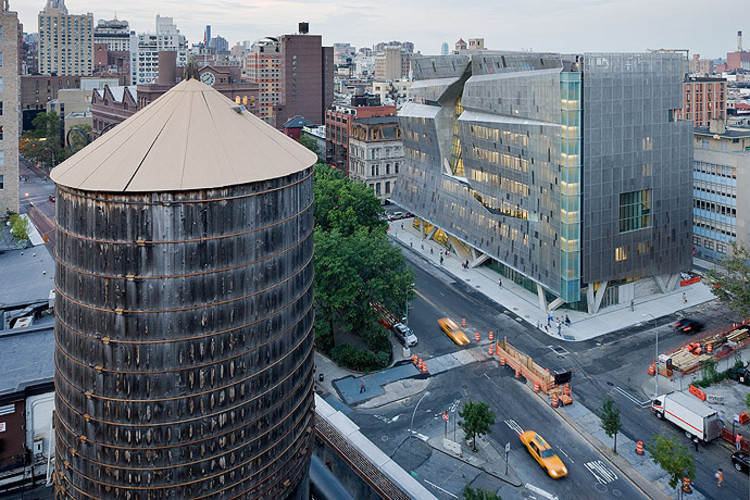 Cooper Union by Morphosis © Iwan Baan