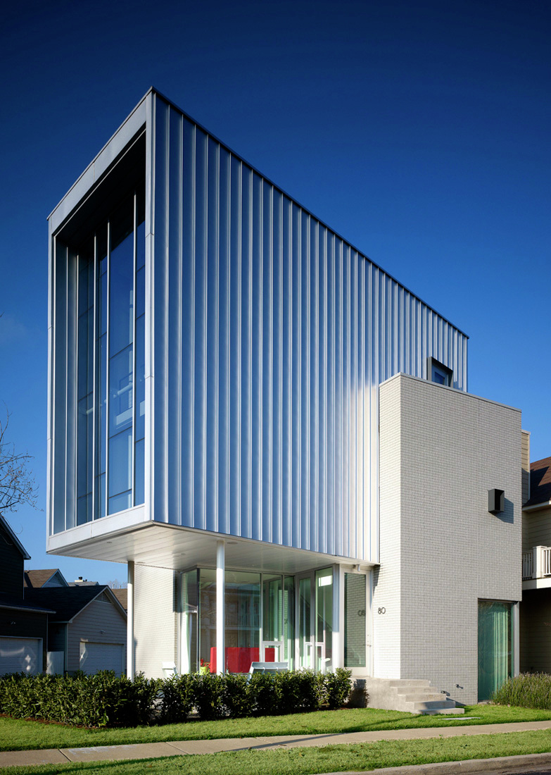 10 000 leed certified homes archdaily for Leed certified house plans