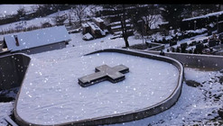 Video: Farewell Chapel / OFIS Arhitekti