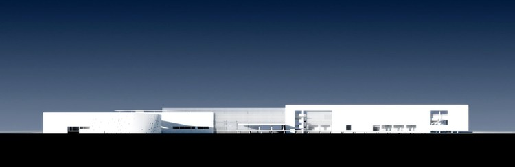 W Retreat Kanai, Courtesy of Richard Meier & Partners Architects