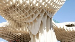 J. Mayer H. Architects' Metropol Parasol opening this Sunday