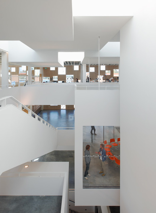 umeå school of architecture / henning larsen architects | archdaily