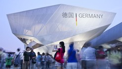 German Pavilion / Shanghai 2010 Expo