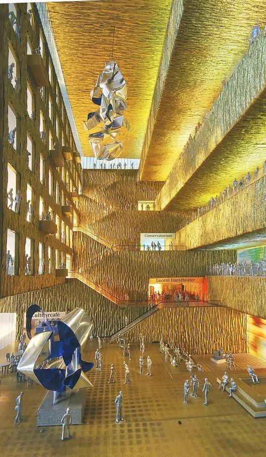 Courtesy of Neutelings Riedijk Architects