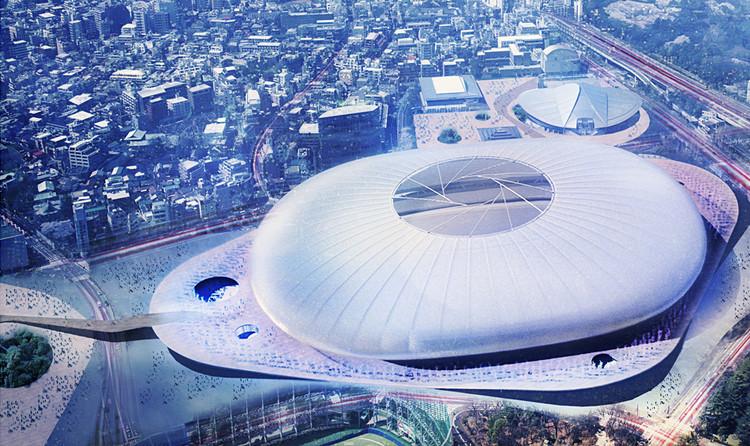 Tabanlioglu Architects Consultancy Limited Company / Cortesía del Consejo de Deportes de Japón