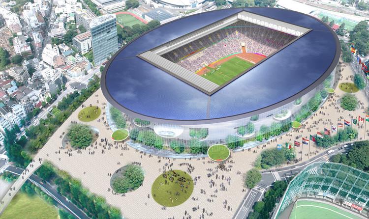 Toyo Ito & Associates, Architects / Cortesía del Consejo de Deportes de Japón