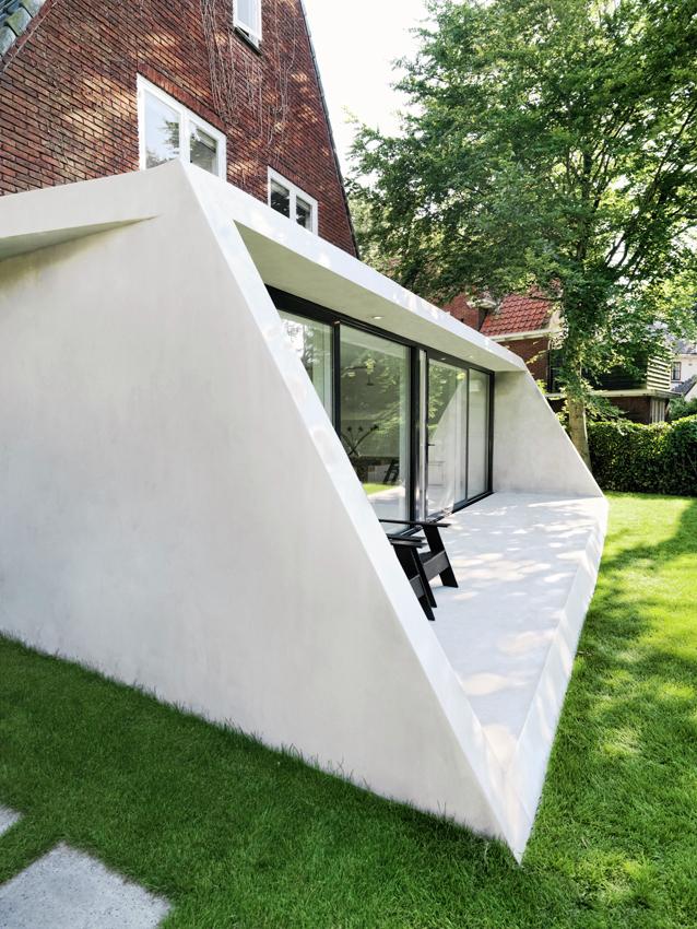 House baksvanwengerden architecten