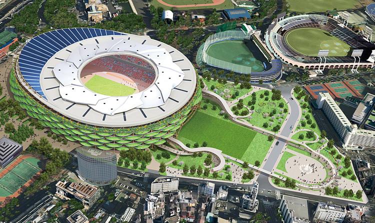 gmp.International GmbH / Cortesía del Consejo de Deportes de Japón