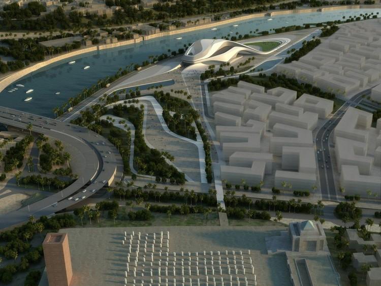 Cortesía de Zaha Hadid Architects