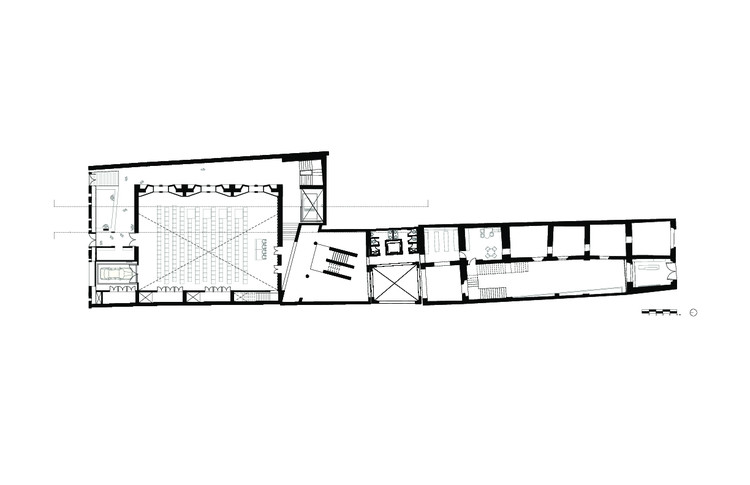 Lower Floor Plan 01