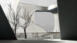 Hangzhou Normal University Cangqian Performing Arts Center, Art Museum and Arts Quadrangle / Steven Holl Architects