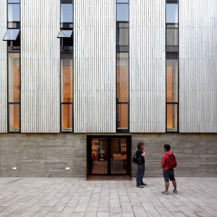 PUC School of Design - Sebastian Irarrazaval | © Cristobal Palma
