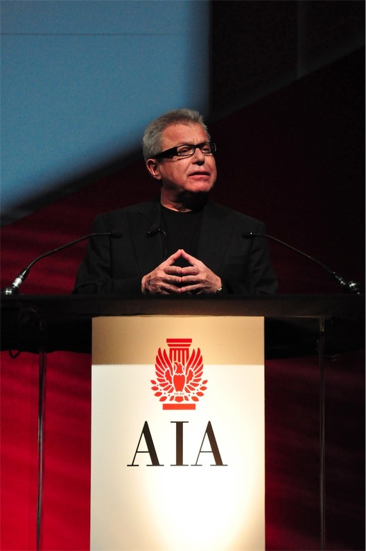 Daniel Libeskind, AIA © ArchDaily