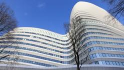 EEA + Tax Office / UNStudio