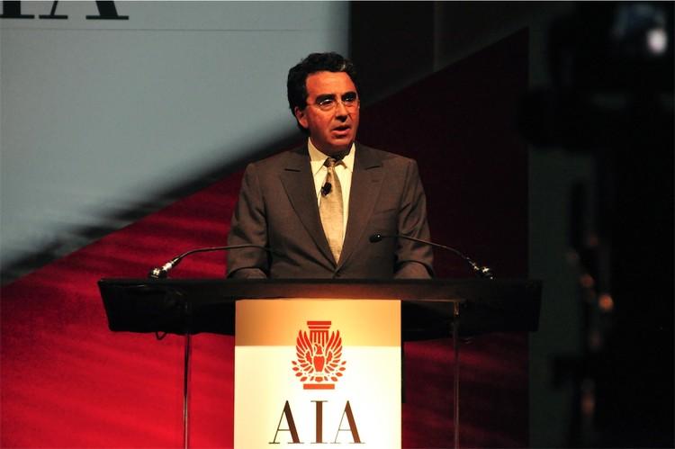 Santiago Calatrava, FAIA © ArchDaily