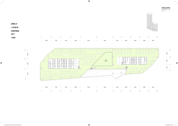 Level 4 floor plan
