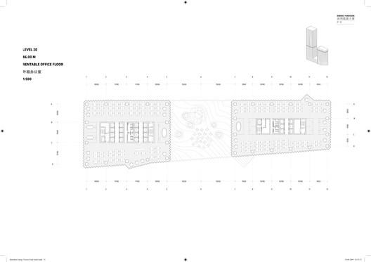 Level 20 floor plan