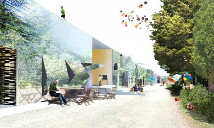 In-Closure / ABF via Urban Interventions Design Competition
