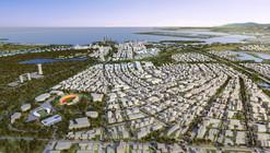 Dalian Aeropolis, the Balanced City / NDA Planning