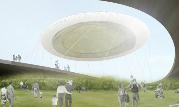 Seattle Jelly Bean / PRAUD via Urban Interventions Design Competition