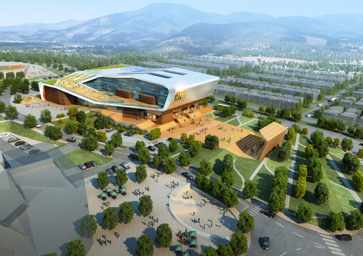 Courtesy of Kang Chul-Hee and Idea Image Institute of Architects