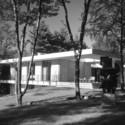 Day House, John Black Lee Architect, 1970, New Canaan, CT © Pedro E. Guerrero, Courtesy Edward Cella Art+Architecture