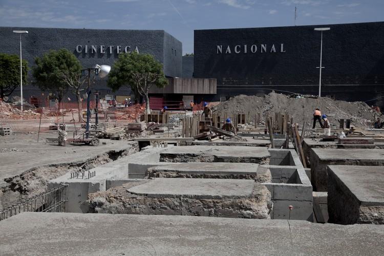 National Cineteque XXI Century / rojkind arquitectos (Michel Rojkind + Gerardo Salinas)