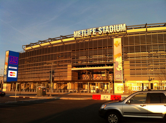 Met Life Stadium /  360 Architecture, EwingCole, Rockwell Group, Bruce Mau Design, Inc. © gargudojr
