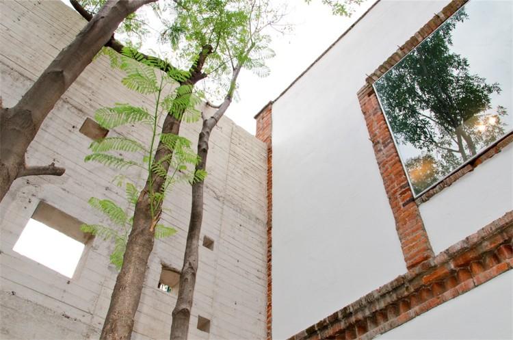 Elena Garro Cultural Center/ Fernanda Canales + Saidee Springall