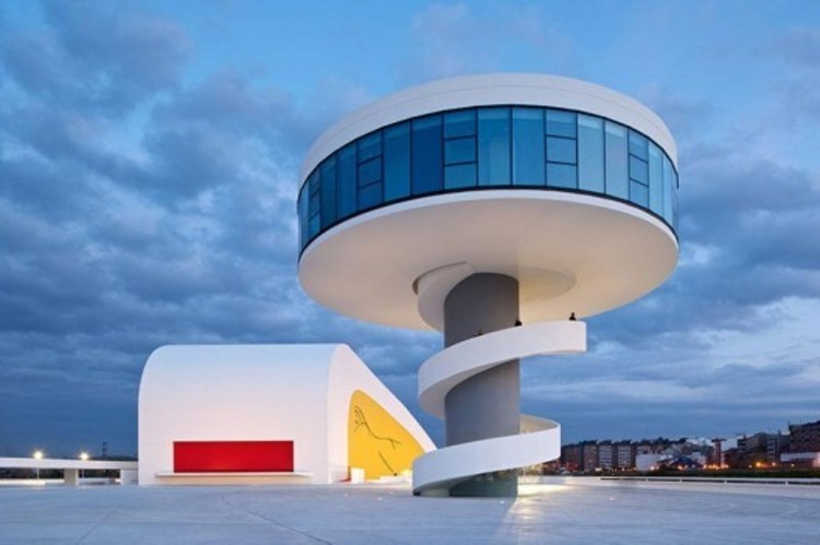 The Complete Works of Oscar Niemeyer © Iñigo Bujedo-Aguirre