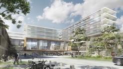 New Aalborg University Hospital / schmidt hammer lassen architects + aarhus arkitekterne + Creo Arkitekter