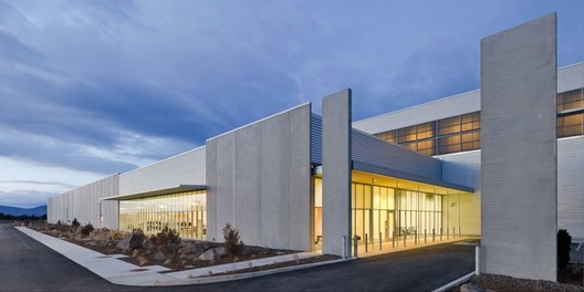 Facebook's latest Data Center, in Prineville Oregon. ©2011 Alan Brandt info@alanbrandtphoto.com