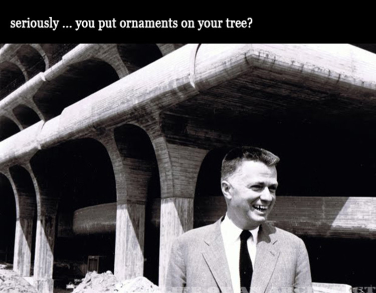 via Architect Paul Rudolph