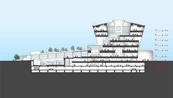 Kaohsiung Library Competition Proposal/ Mak Architects Inc.
