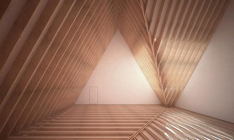 angle common room