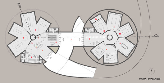 museum and laboratories plans
