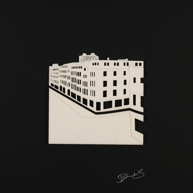 10x10 Drawing the City London: David Adjaye
