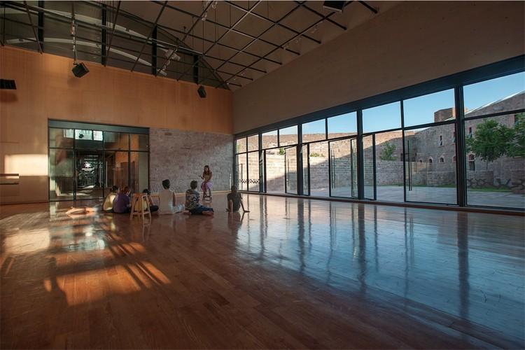 San Luis Potosí Arts Center / Alejandro Sánchez)
